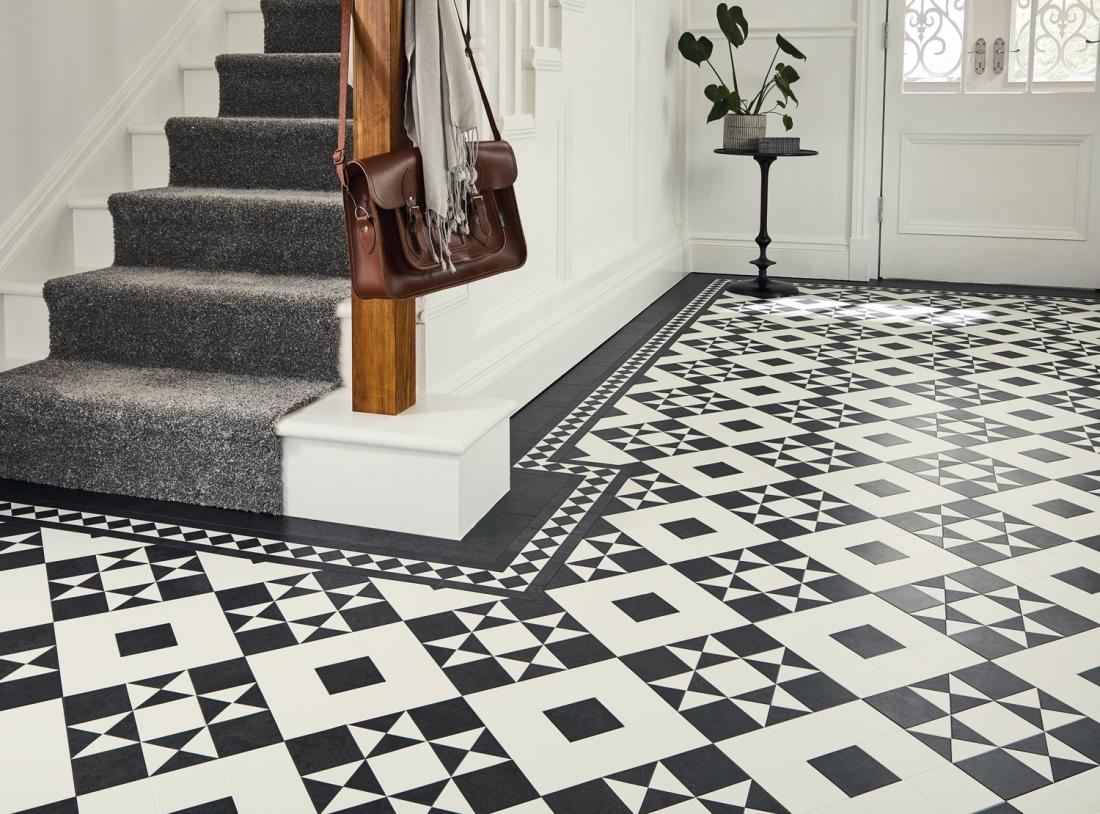 Karndean Mosaic Tile Flooring