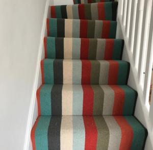 Alternative Flooring Stair Carpet, Cambridge