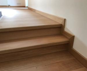 Quickstep hardwood flooring