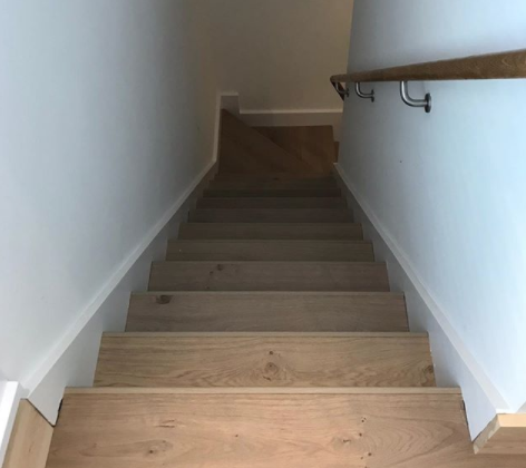 Quickstep flooring Cambridge