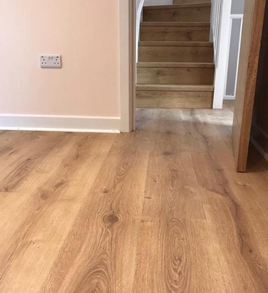 Quickstep flooring Cambridge