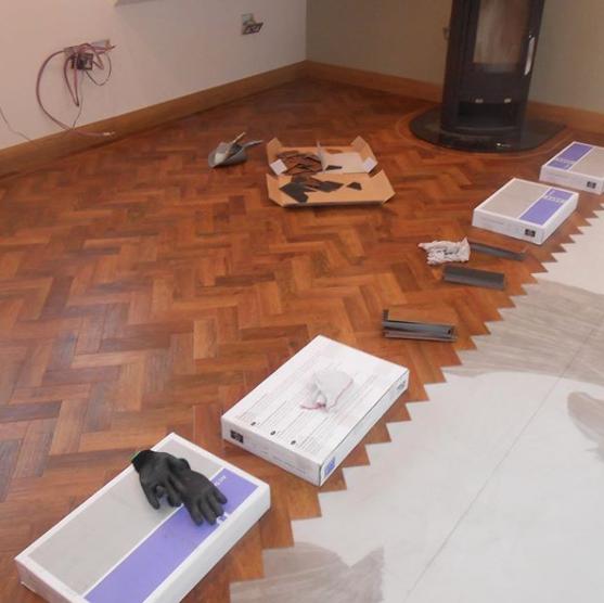 Karndean Parquet Flooring Cambridge