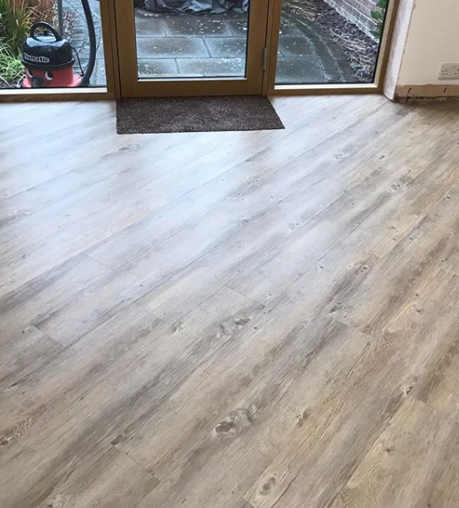 Karndean Country Oak Flooring