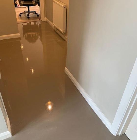 Karndean Flooring in Girton