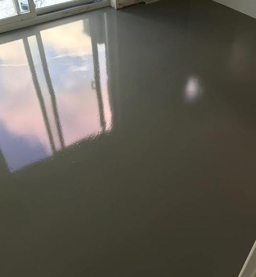 Amtico flooring preparation
