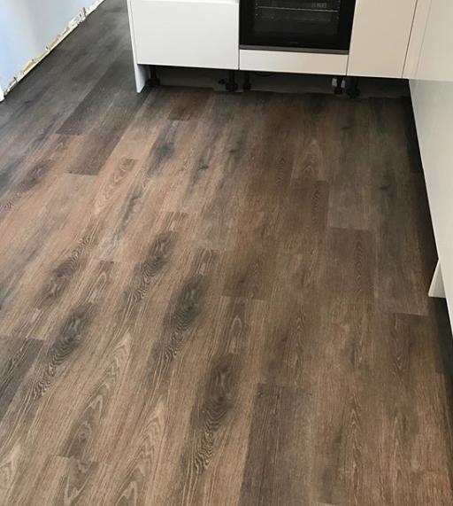 Cambridge Kitchen Flooring